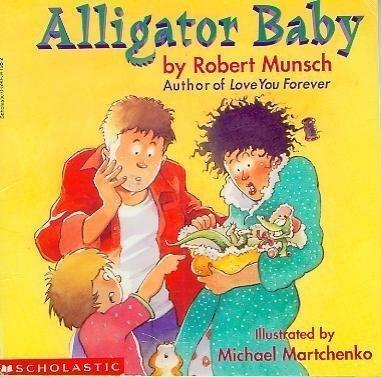 9780590341950: Alligator Baby