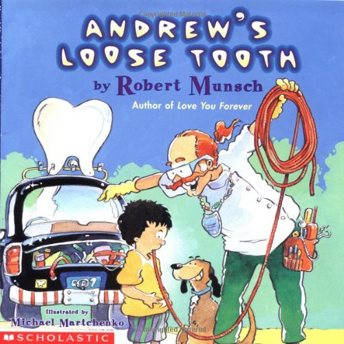 9780590341974: Andrew's Loose Tooth