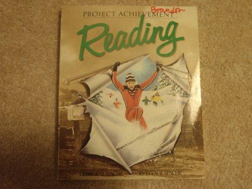 9780590342483: Project Achievement Reading