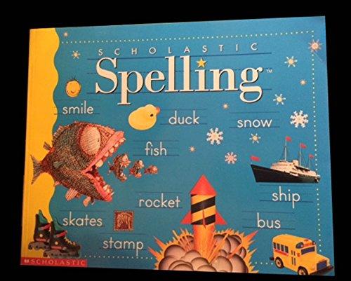 9780590344630: Scholastic Spelling Grade 2