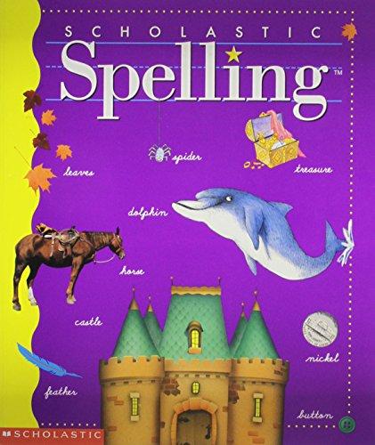 9780590344654: Scholastic Spelling
