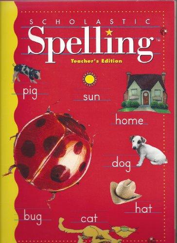 9780590345583: Spelling