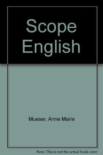 SCOPE ENGLISH Level Two Writing & Language Activity Book Teacher's Edition: Scholastic Inc...