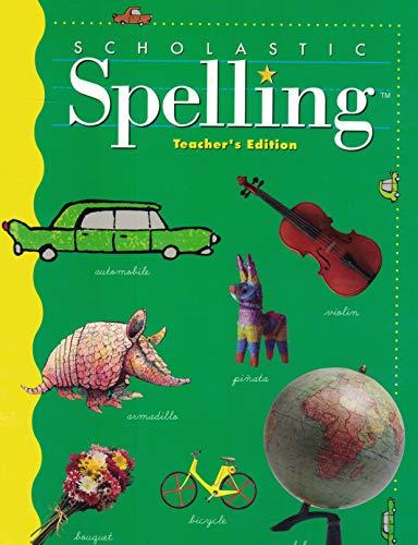 9780590347051: Spelling Grade 5