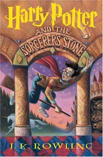 Resultado de imagem para harry potter and the sorcerer's stone Scholastic Inc 1998