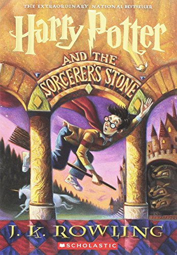 Harry Potter and the Sorcerer's Stone - Book 1