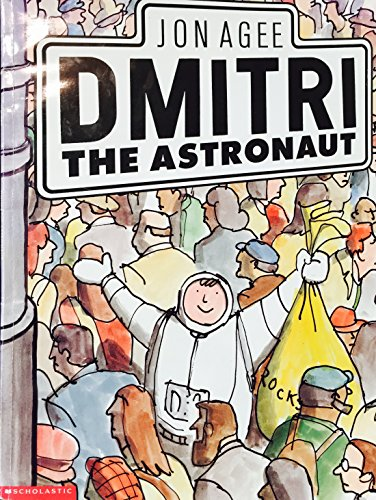 9780590354882: Dmitri the Astronaut