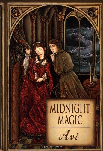MIDNIGHT MAGIC: Avi.