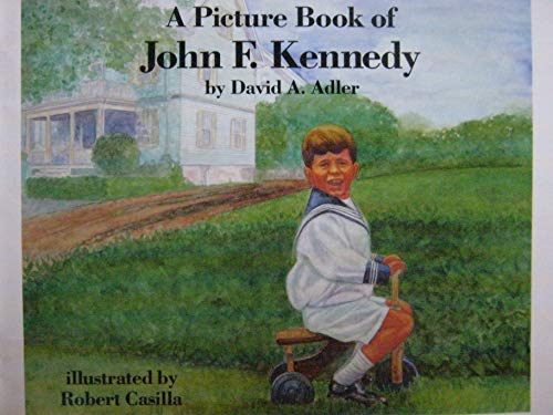 9780590366649: A Picture Book of John F. Kennedy