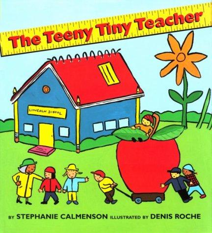 The Teeny Tiny Teacher : A Teeny Tiny Ghost Story (ISBN: 0590371231): Calmenson, Stephanie / Denis ...