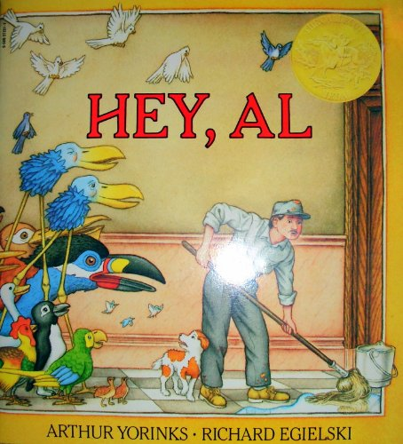 Hey, Al: Arthur Yorinks