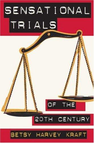 9780590372053: Sensational Trials Of The 20th Century
