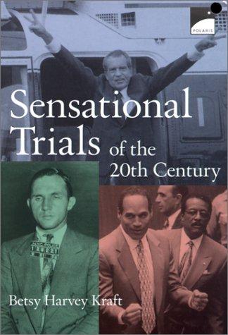 9780590372060: Sensational Trials of the 2oth Century