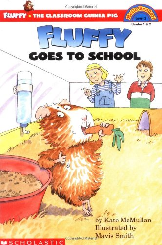 9780590372138: Fluffy Goes to School (Scholastic Reader Level 3)