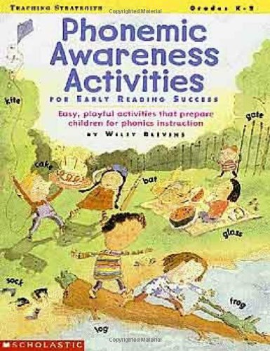 9780590372312: Phonemic Awareness Activities for Early Reading Success: Easy, Playful Activities That Prepare Children for Phonics (Teaching Strategies)
