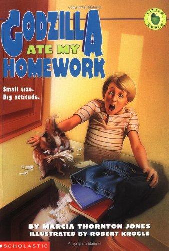 9780590372367: Godzilla Ate My Homework