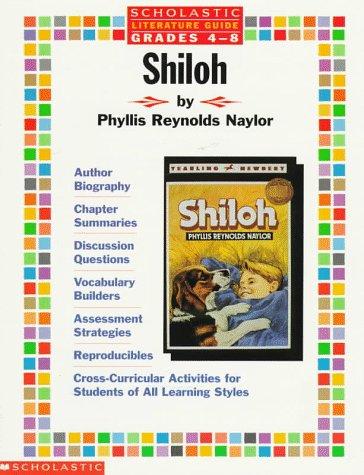 9780590373562: Literature Guide: Shiloh (Grades 4-8)