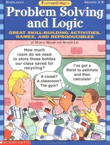 9780590373685: Funtastic Math! Problem Solving and Logic (Grades 4-8)