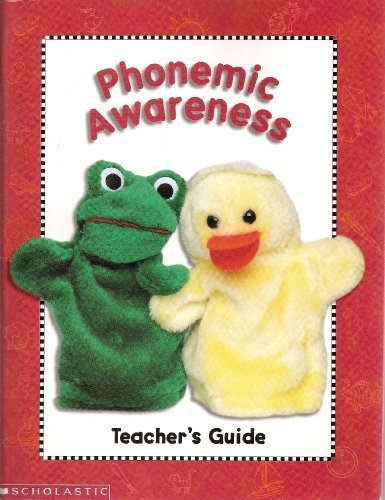 9780590373739: Phonemic Awareness, Teacher's Guide