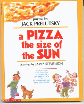 9780590374699: A Pizza the size of the Sun