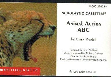 9780590376280: Animal Action, ABC