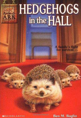 9780590376846: Hedgehogs in the Hall (Animal Ark Series #5)