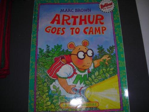 9780590377201: Arthur Goes to Camp (An Arthur Adventure) [Taschenbuch] by Brown, Marc