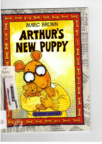 9780590377485: Arthur's New Puppy: An Arthur Adventure
