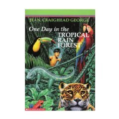 9780590379465: One Day in the Tropical Rain Forest