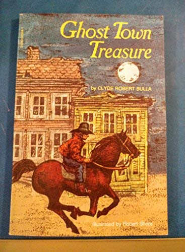 9780590379557: Ghost Town Treasure