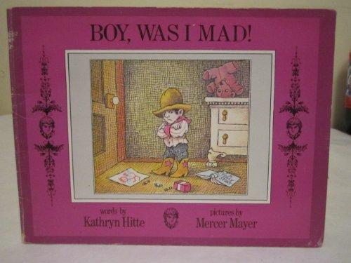 9780590380157: Boy, Was I Mad!