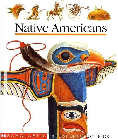 9780590381536: Native Americans