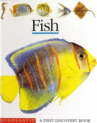 9780590381550: Fish with Cards (First Discovery Books)