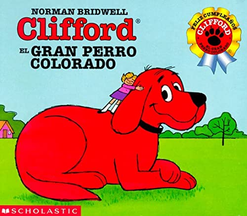 9780590381789: Clifford El Gran Perro Colorado