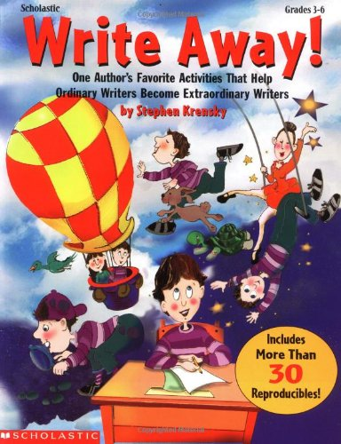 9780590382083: Write Away! (Grades 3-6)
