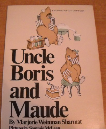 9780590383578: Uncle Boris and Maude (A Reading-on-my-own book)