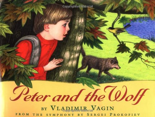 9780590386081: Peter And The Wolf
