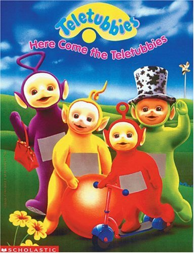 9780590386234: Here Come the Teletubbies