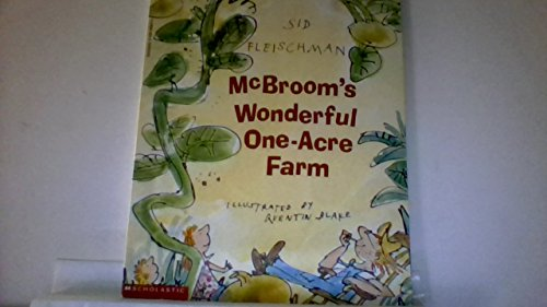 9780590386630: McBroom's Wonderful One-Acre Farm (Three tall tales)