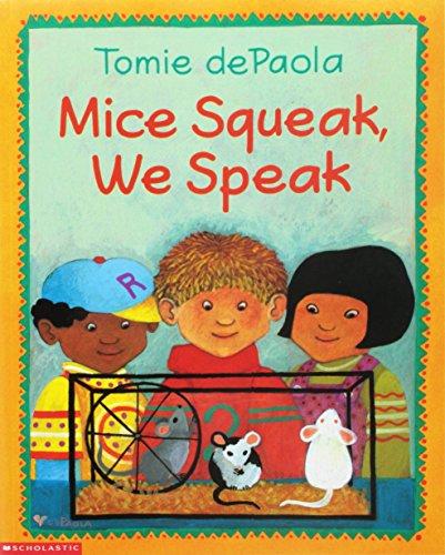 9780590386661: Mice Squeak, We Speak
