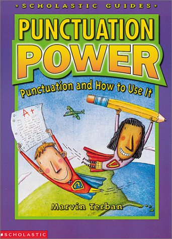 9780590386746: Punctuation Power: Punctuation and How to Use It