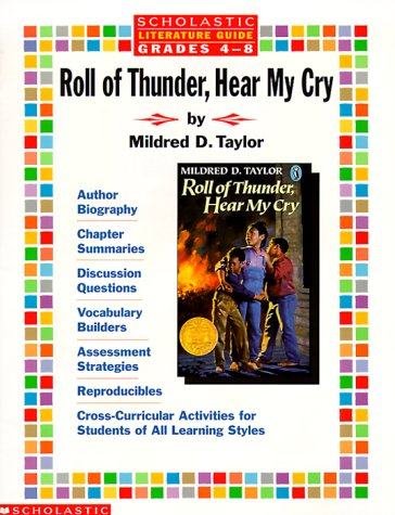 Literature Guide: Roll of Thunder, Hear My: Linda Beech; Mildred