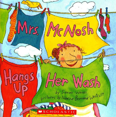 9780590389693: Mrs. McNosh Hangs Up Her Wash