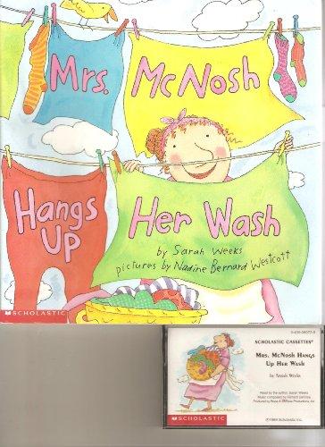 9780590389693: Mrs. McNosh Hangs Up Her Wash