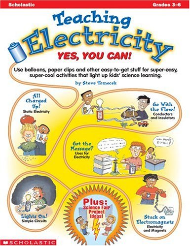 9780590390187: Teaching Electricity: Yes, You Can! : Grades 3-6