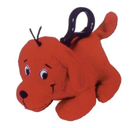 9780590390200: Clifford The Big Red Dog Keychain Plush (Sidekicks)