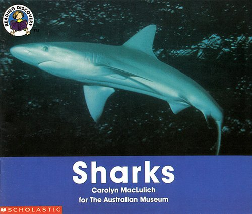 9780590390651: Sharks (Reading Discovery)