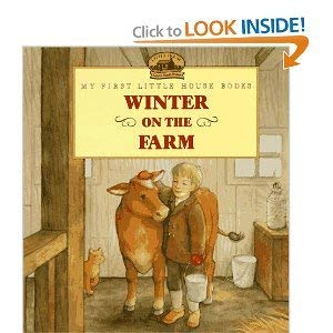 9780590390972: Winter on the Farm (My First Little House Books)