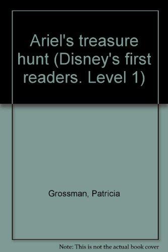 9780590393836: Ariel's treasure hunt (Disney's first readers. Level 1)