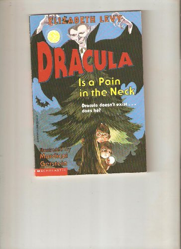 9780590394628: Dracula is a pain in the neck